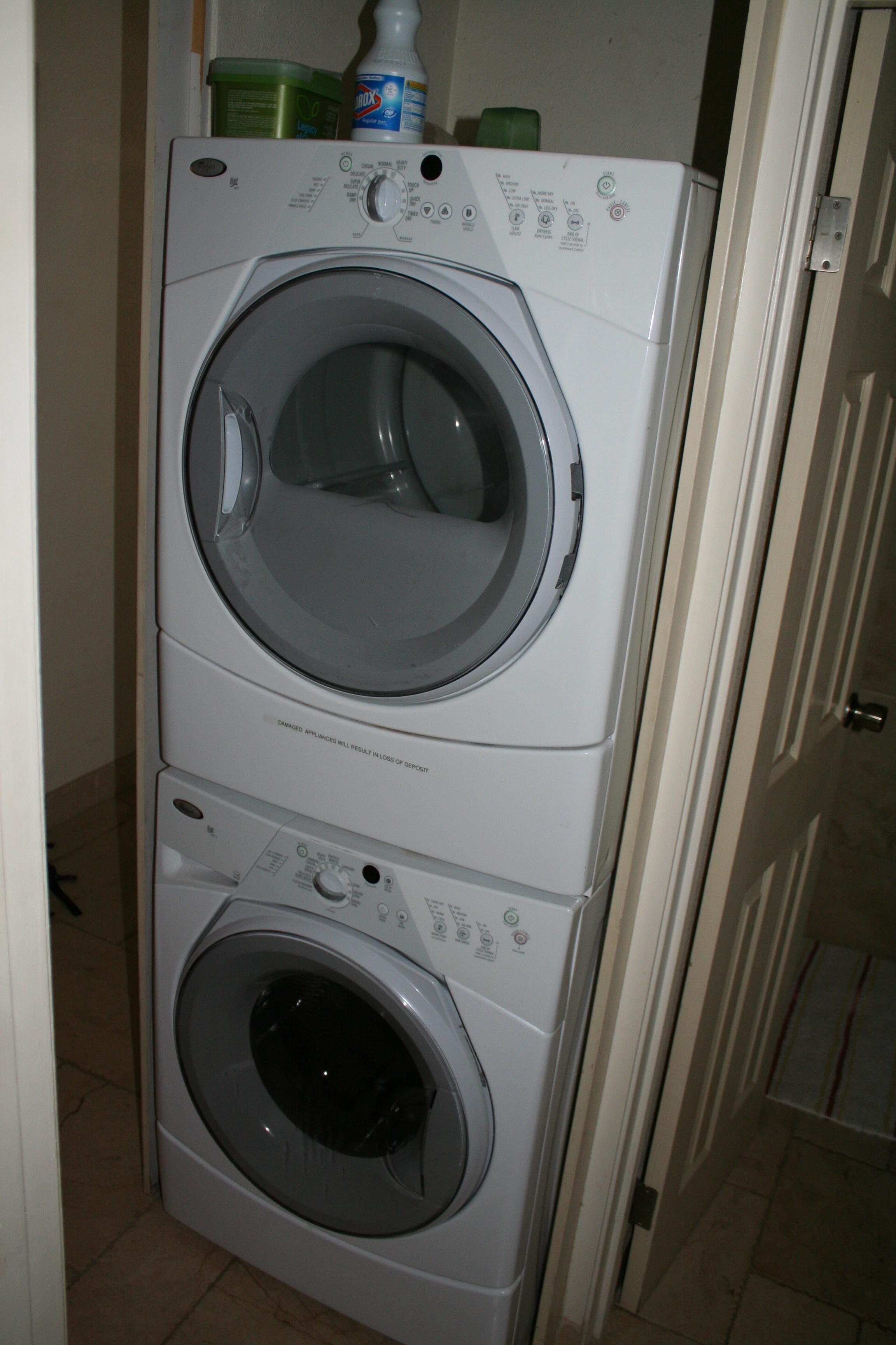 washer dryer combo unit. Washer \u0026 Dryer Combo Unit